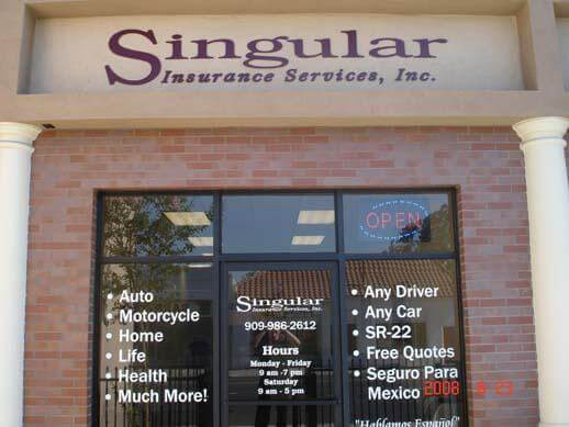 About Singular Insurance Services | Insurance Broker in ...